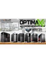 CASING KOMPUTER POWER UP OPTIMAX SERIES CASE PC CPU